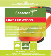 Lawn Buff Wedder 1L - Click to enlarge picture.