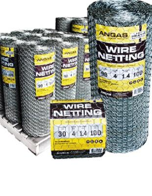 Angas Netting 90/4/1.4 100m - Click to enlarge picture.