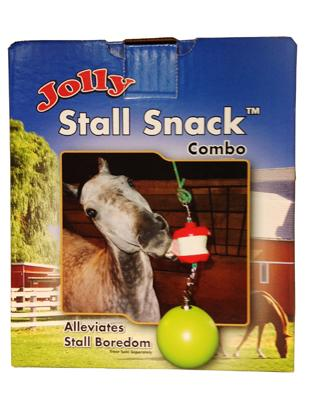 Stall Snack Combo